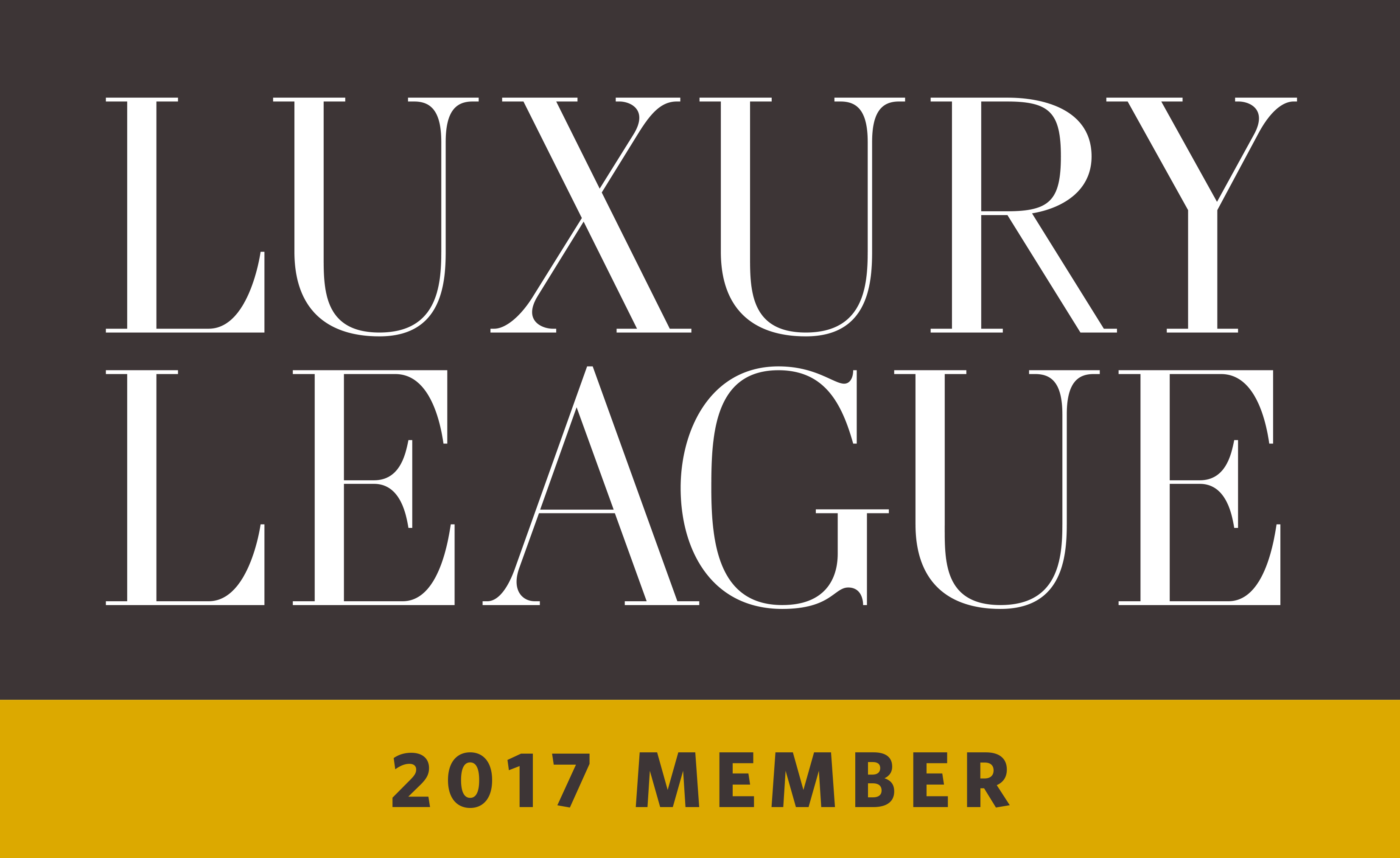 Luxury League Member